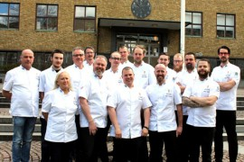 2019-03-11 Medaljmiddag med Culinary Team West of Sweden