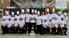 2018-10-29  Pressvisning Culinary Team West of Sweden