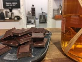 2019-02-06 Rom och chokladprovning